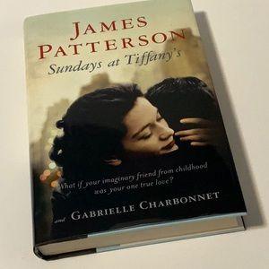 Book: James Patterson, Sunday's at Tiffany's